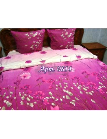 Семейный комплект постельного белья из бязи, Арт. 0814