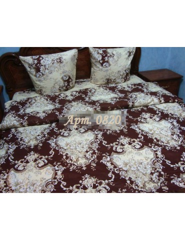 Семейный комплект постельного белья из бязи, Арт. 0820