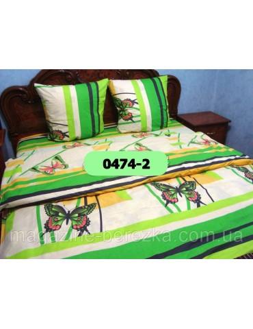Семейный комплект постельного белья из бязи, Арт. 0474-2