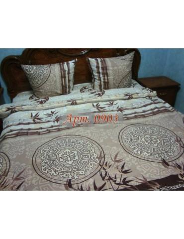 Семейный комплект постельного белья из бязи, Арт. 0903