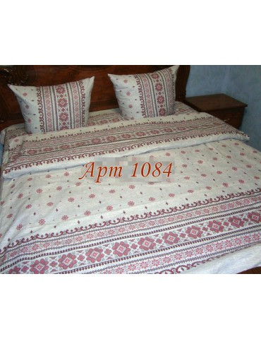 Семейный комплект постельного белья из бязи, Арт. 1084