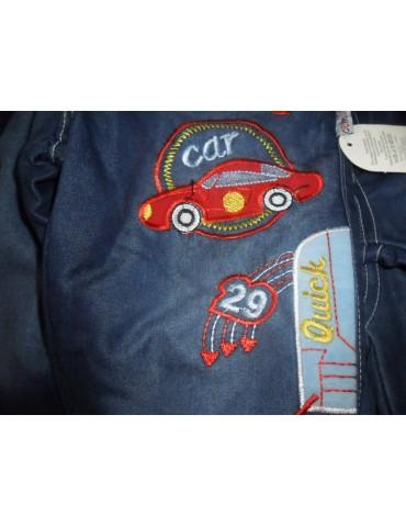 """Теплые джинсы на махре для мальчика """"Гонка"""" размеры 4,5 лет (маломерят! реально на 2-3 года)"""