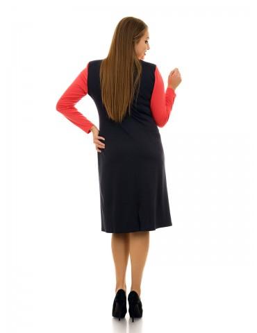 Платье, офисный вариант ДК-1056