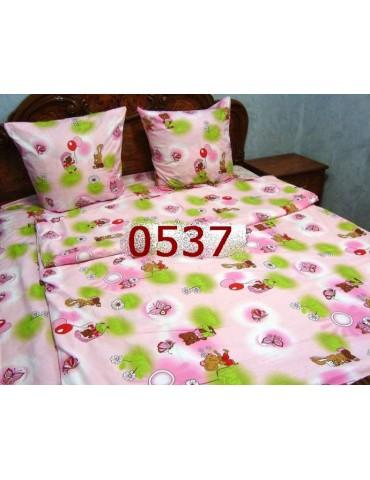 Постельное в детскую кроватку или манеж 0537 М