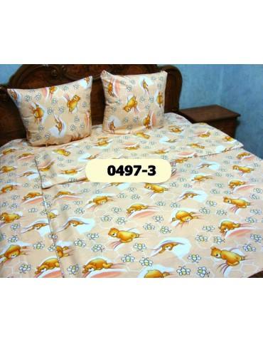 Постельное в детскую кроватку, манеж 0497-3 М