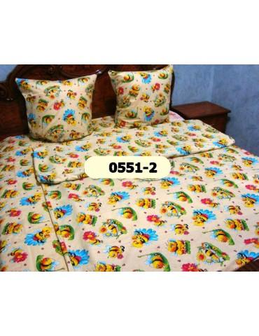 Постельное в детскую кроватку, манеж 0551-2 М