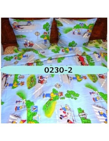 Постельное в детскую кроватку, манеж 0230-2 М