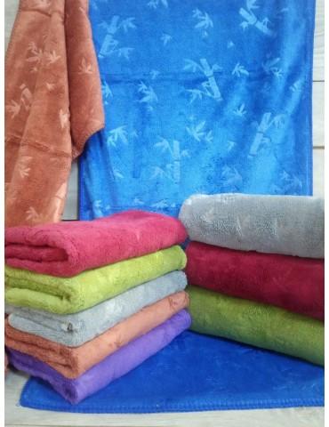 БАННОЕ полотенце из микрофибры Бамбук