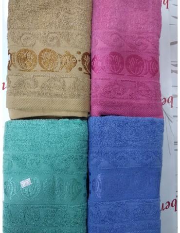 ЛИЦЕВОЕ махровое полотенце Ракушки, Венгрия