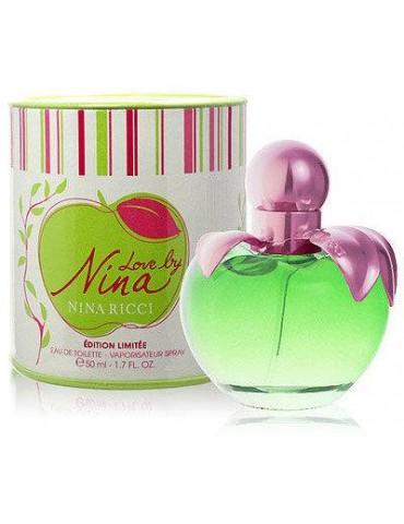 Туалетная вода для женщин Nina Ricci Love by Nina EDT 80 мл