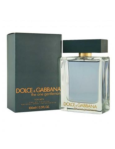 Туалетная вода для мужчин Dolce & Gabbana The One Gentleman 100 мл