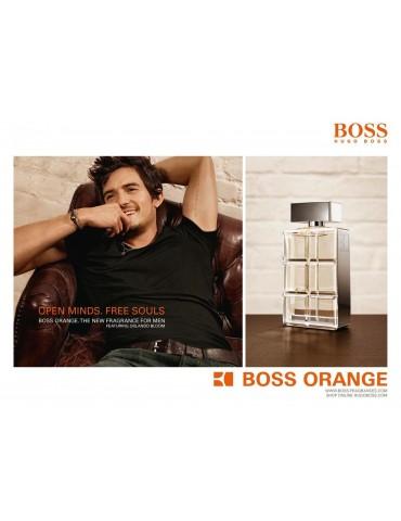 Туалетная вода для мужчин Hugo Boss Orange for Men 100 мл