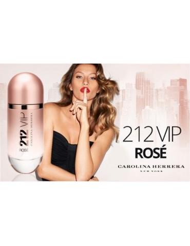 Туалетная вода для женщин Carolina Herrera 212 VIP Rose edp 80мл