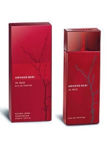 Парфюмированная вода для женщн Armand Basi In Red edp 100 мл1