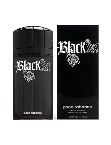 Туалетная вода для мужчин Paco Rabanne Black XS EDT 100 мл