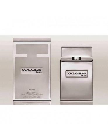 Туалетная вода для мужчин Dolce Gabbana The One for Men Platinum 100 мл