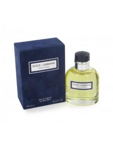 Туалетная вода для мужчин Dolce&Gabbana Pour Homme 125 мл