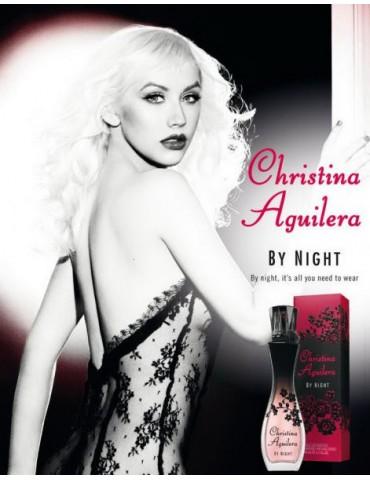 Туалетная вода для женщин Christina Aguilera By Night edp 75мл, дерзкий, соблазнительный аромат