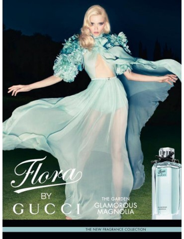 Туалетная вода для женщин Gucci Flora by Gucci Glamorous Magnolia 100 мл
