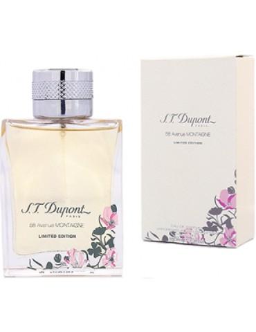 Туалетная вода для женщин Dupont 58 Avenue Montaigne Limited Edition Pour Femme edp 100 мл