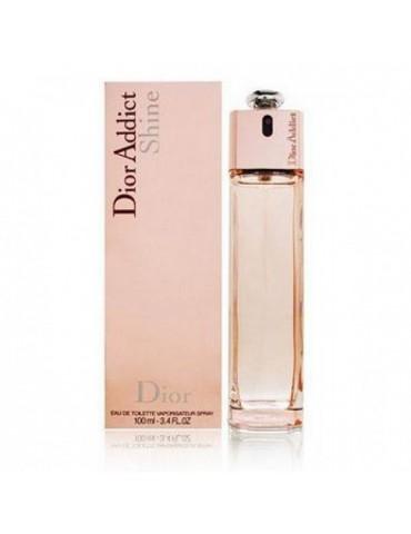 Туалетная вода для женщин Christian Dior Addict Shine edt 50 мл