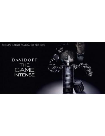 Туалетная вода для мужчин Davidoff The Game Intense 100 мл