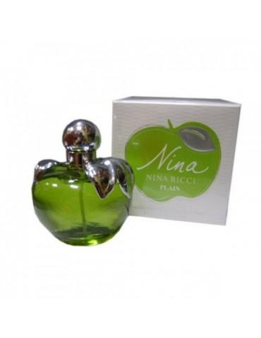 Туалетная вода для женщин Nina Ricci plain (зелен. яблоко) 80 мл