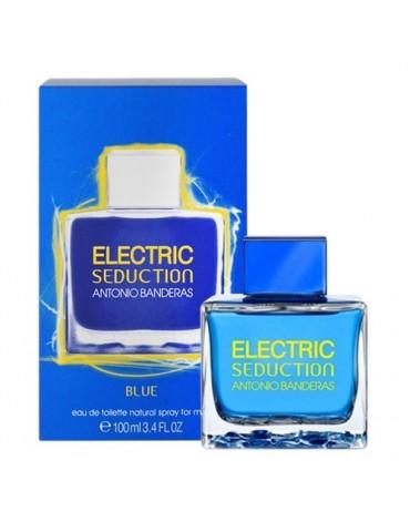 Туалетная вода для мужчин Antonio Banderas Electric Blue Seduction For Men 100 мл