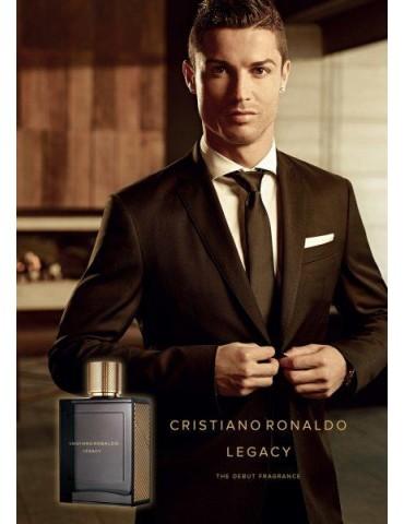 Туалетная вода для мужчин Cristiano Ronaldo Legacy 100 мл
