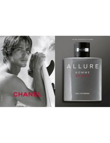 Туалетная вода для мужчин Chanel Allure Homme Sport Eau Extreme 100 мл