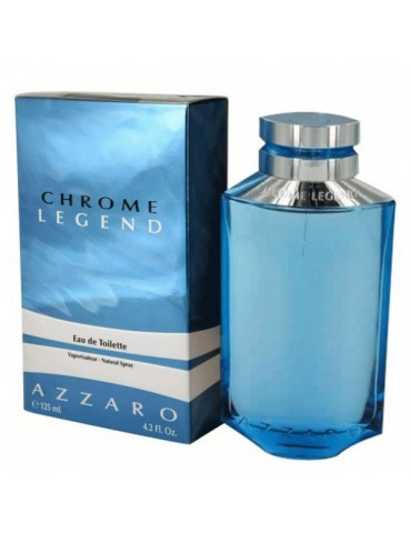 Туалетная вода для мужчин Azzaro Chrome Legend 125 мл