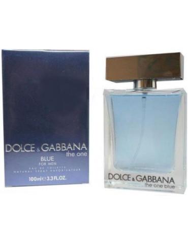 Туалетная вода для мужчин Dolce & Gabbana The One Blue for men 100 мл