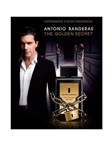 Туалетная вода для мужчин Antonio Banderas The Golden Secret 100 мл