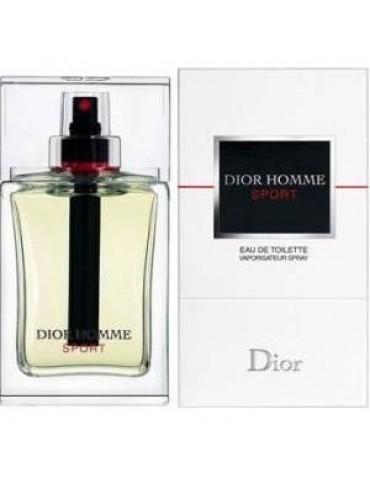 Туалетная вода для мужчин Christian Dior Homme Sport 100 мл