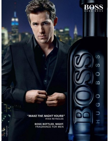 Туалетная вода для мужчин Hugo Boss Bottled Night 100 мл