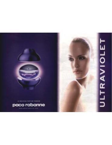Туалетная вода для женщин Paco Rabanne Ultraviolet Women 100 мл
