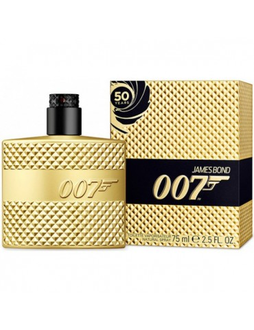 Туалетная вода для мужчин Eon Productions James Bond 007 Gold Edition 100 мл