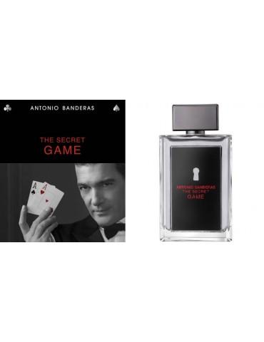 Туалетная вода для мужчин Antonio Banderas The Secret Game for Man 100 мл