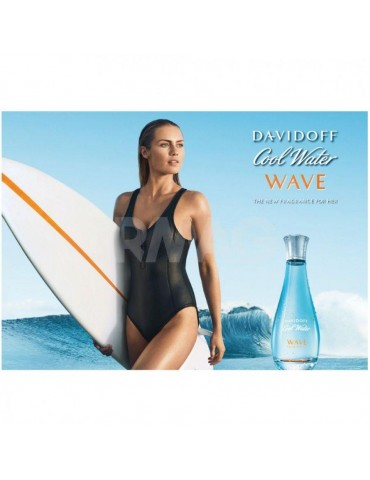 Davidoff Cool Water Wave 100 мл