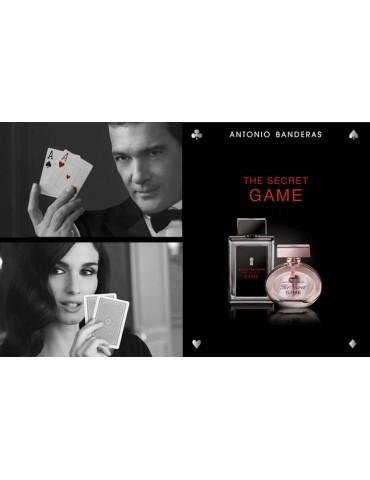Туалетная вода для женщин Antonio Banderas Her Secret Game 80 мл