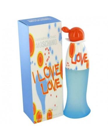 Туалетная вода для женщин Moschino I Love Love 100 мл