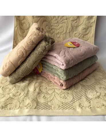 ЛИЦЕВОЕ махровое полотенце отличного качества, Махровые полотенца фото 14-2