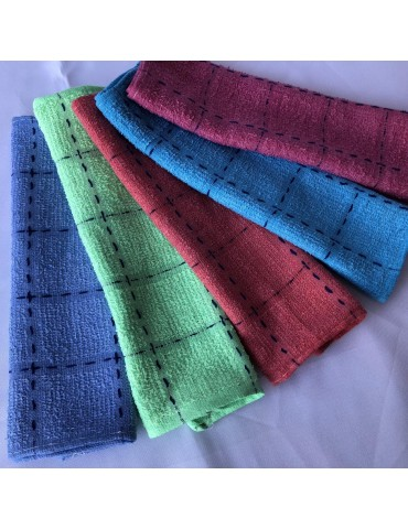 Кухонные полотенца дешево (в уп. 50 шт) размер 30*50 808