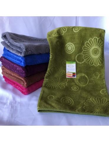 Кухонные полотенца оптом. Микрофибра. размер 35*75 см ( в уп. 12шт) 210