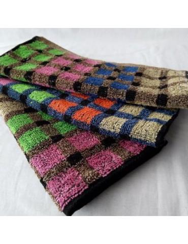 Кухонные полотенца махровые 30*50 см (в уп. 20 шт) 804