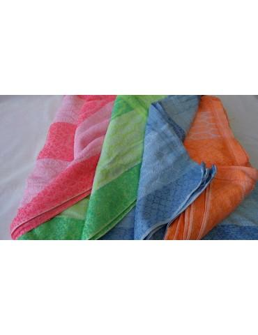 Ритуальные полотенца оптом, размер 50*100 см ( в упаковке 20 шт) 604